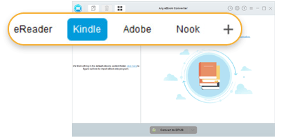 Any eBook Converter - An Ultimate eBook Converter