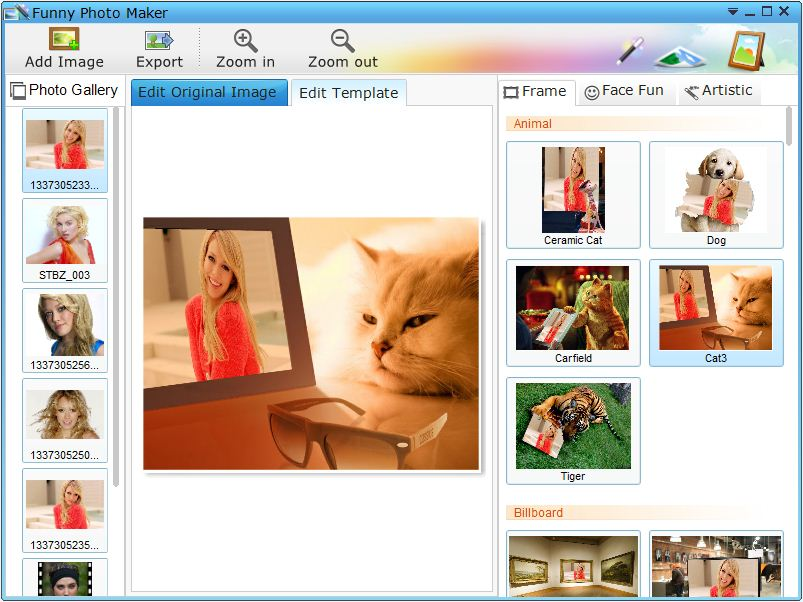 Anvsoft Funny Photo Maker