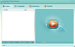 Main window of Web Flv Player Pro.