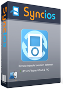 Syncios iOS Transfer for Mac