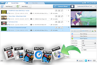 Any Video Converter Free - Free Video Converter for Windows
