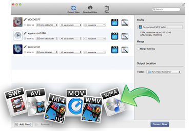 flv to quicktime converter mac free