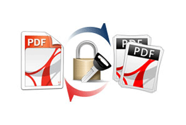 PDF merger, spliter and encrypter