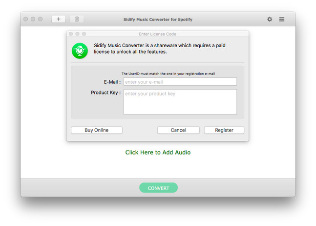 Tutorial about Spotify Music Converter for Mac